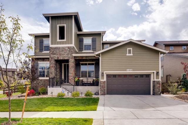21820 E Idyllwilde Drive, Parker, CO 80138 (MLS #8025246) :: 8z Real Estate