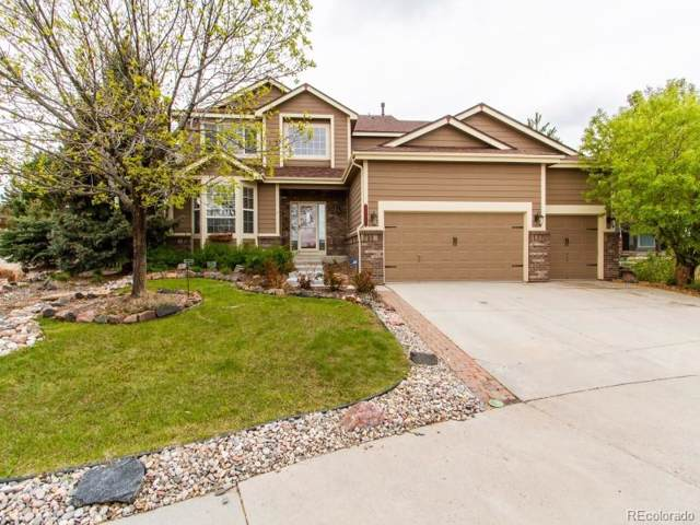 1255 Bulrush Drive, Castle Rock, CO 80109 (MLS #8025846) :: 8z Real Estate