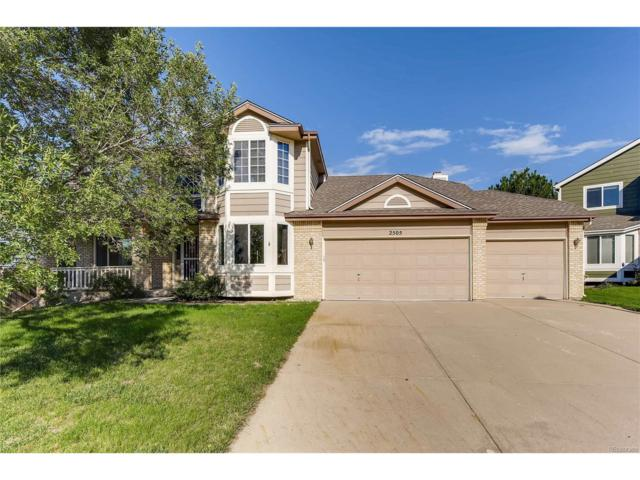 2505 W 108th Place, Westminster, CO 80234 (MLS #8026522) :: 8z Real Estate