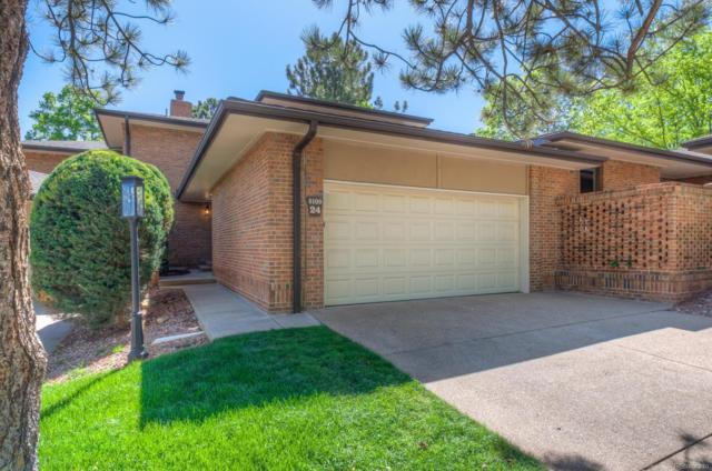 6100 W Mansfield Avenue #24, Denver, CO 80235 (MLS #8027174) :: The Biller Ringenberg Group