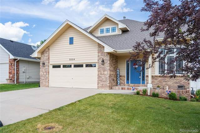 3224 66th Court, Greeley, CO 80634 (#8027371) :: The Gilbert Group