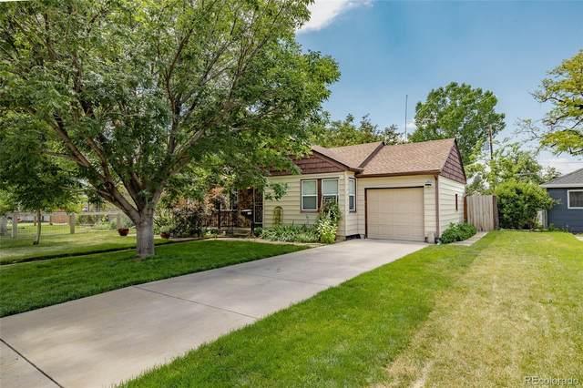 1945 Rosemary Street, Denver, CO 80220 (MLS #8027932) :: The Sam Biller Home Team