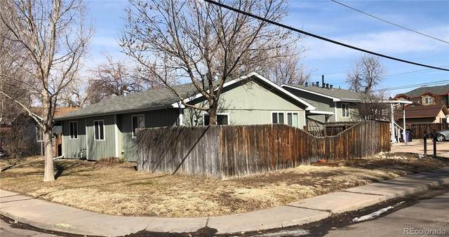 6205 E Ohio Avenue, Denver, CO 80224 (#8028192) :: Bring Home Denver with Keller Williams Downtown Realty LLC