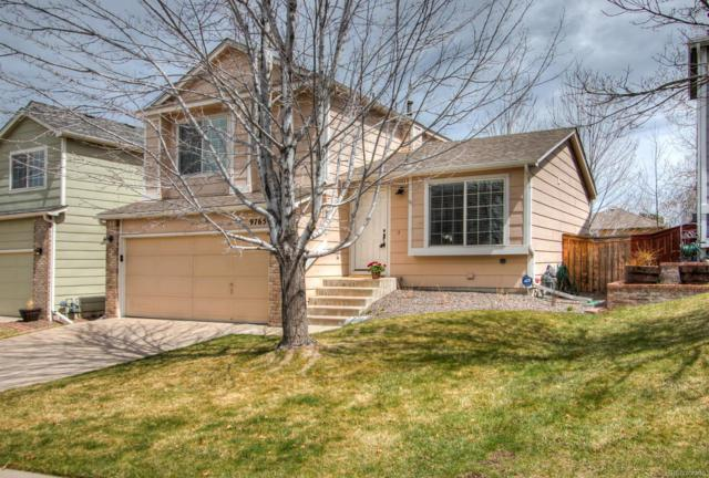 9765 Moss Rose Circle, Highlands Ranch, CO 80129 (#8028901) :: The Dixon Group