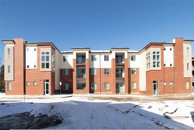 14341 E Tennessee Avenue #206, Aurora, CO 80012 (MLS #8029466) :: 8z Real Estate