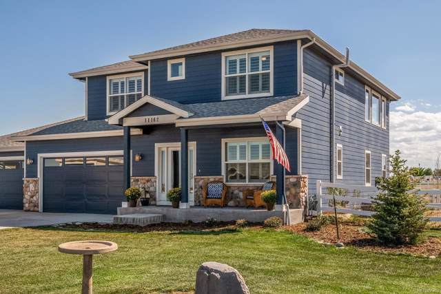 11162 E 162nd Place, Brighton, CO 80602 (#8029595) :: The Healey Group