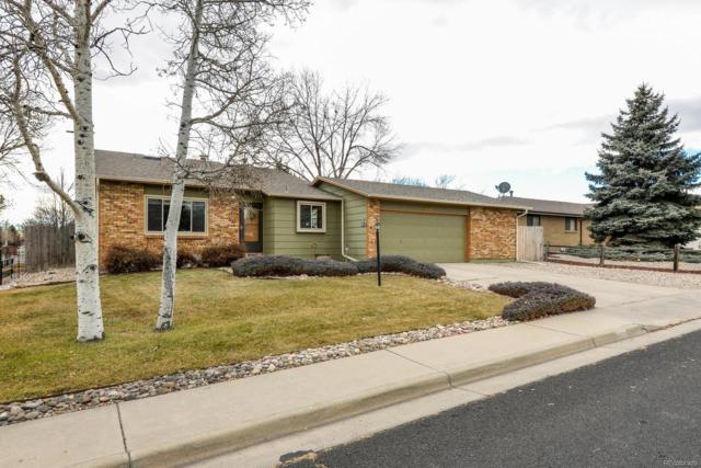 318 E 32nd Street, Loveland, CO 80538 (MLS #8029744) :: Bliss Realty Group