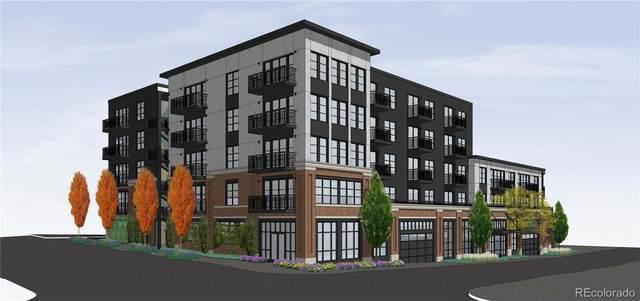 3500 S Corona Street #402, Englewood, CO 80113 (#8030057) :: Wisdom Real Estate