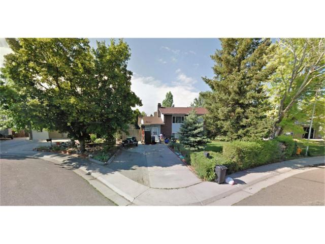 16592 E 11th Place, Aurora, CO 80011 (MLS #8030260) :: 8z Real Estate
