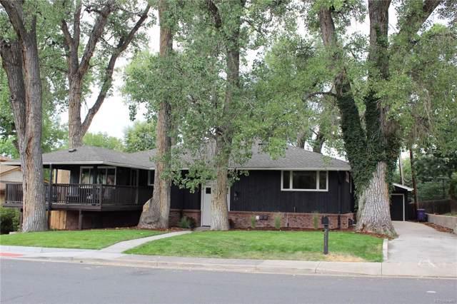 2711 S Pierce Street, Denver, CO 80227 (#8030392) :: The Heyl Group at Keller Williams