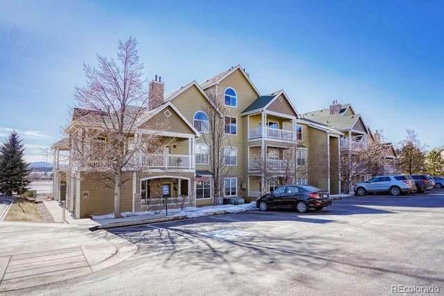 6017 Castlegate Drive W F27, Castle Rock, CO 80108 (#8030396) :: Kimberly Austin Properties