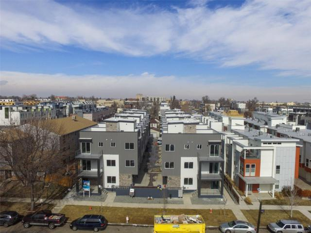 2737 W 24th Avenue #8, Denver, CO 80211 (MLS #8030556) :: Bliss Realty Group