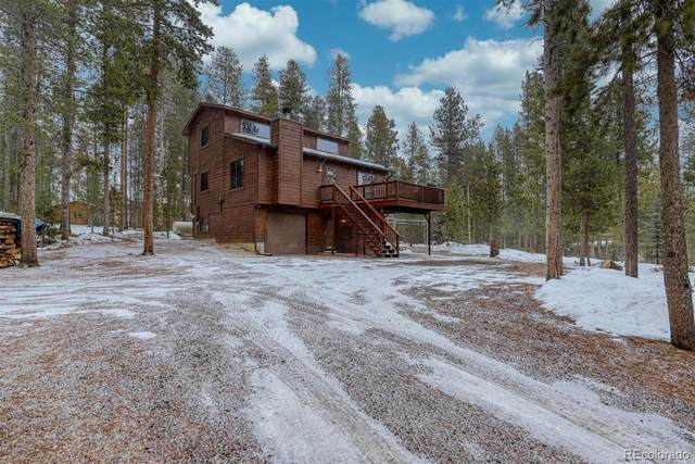 10897 Norton Avenue, Conifer, CO 80433 (#8030631) :: Sultan Newman Group