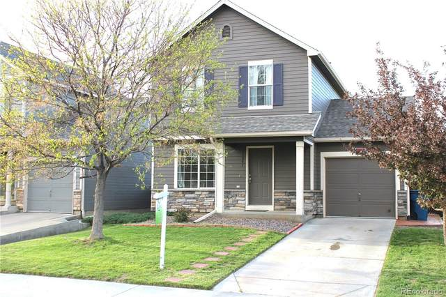 11847 E 116th Place, Commerce City, CO 80640 (#8030883) :: Mile High Luxury Real Estate