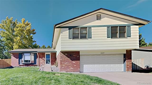 8287 W Caley Place, Littleton, CO 80123 (MLS #8031491) :: Stephanie Kolesar