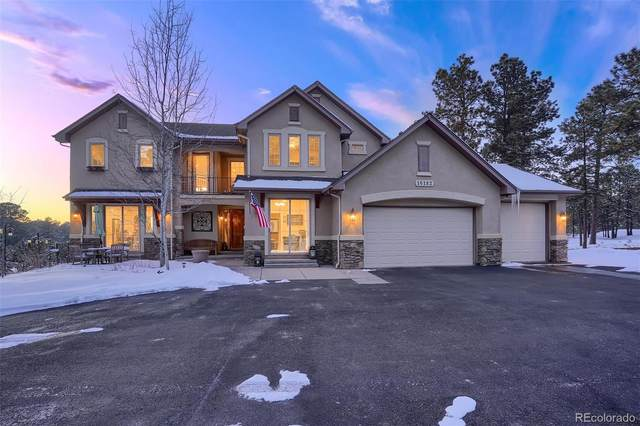 16182 Timber Meadow Drive, Colorado Springs, CO 80908 (#8031661) :: The Harling Team @ Homesmart Realty Group