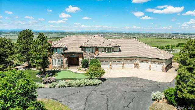 7900 Fox Creek Trail, Franktown, CO 80116 (#8031893) :: Berkshire Hathaway Elevated Living Real Estate