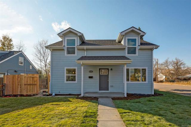 4601 S Pearl Street, Englewood, CO 80113 (#8032021) :: Sellstate Realty Pros