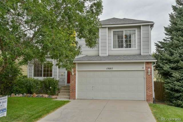 17607 Cornish Place, Parker, CO 80134 (MLS #8032086) :: Kittle Real Estate
