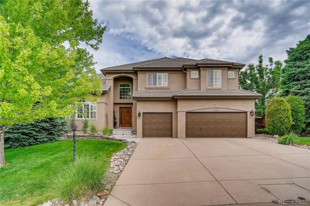 9567 E Aspen Hill Place, Lone Tree, CO 80124 (#8032176) :: The DeGrood Team