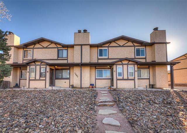 1297 Vondelpark Drive C, Colorado Springs, CO 80907 (#8032436) :: Mile High Luxury Real Estate