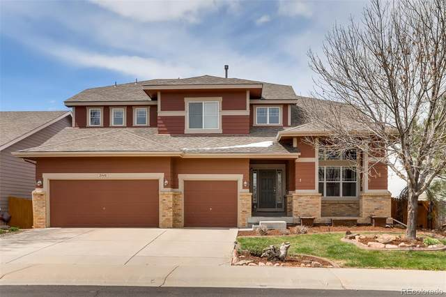 2448 White Wing Road, Johnstown, CO 80534 (MLS #8032754) :: 8z Real Estate