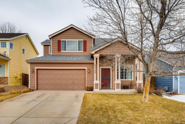 5345 Suffolk Circle, Castle Rock, CO 80104 (#8033398) :: The Griffith Home Team
