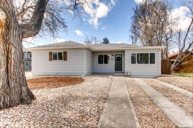 1695 S Saint Paul Street, Denver, CO 80210 (#8033740) :: The Peak Properties Group