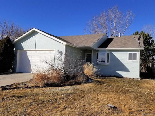 3921 Belmont Avenue, Evans, CO 80620 (MLS #8033962) :: Kittle Real Estate