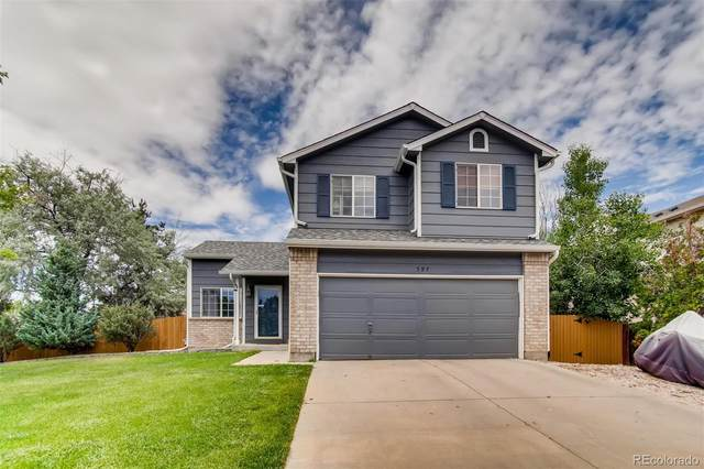 597 S 24th Avenue, Brighton, CO 80601 (#8034087) :: Mile High Luxury Real Estate
