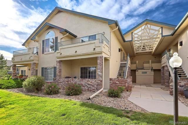 8707 E Dry Creek Road #1823, Centennial, CO 80112 (MLS #8034209) :: 8z Real Estate