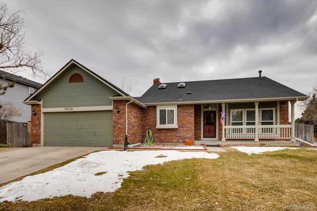 19100 E Chaffee Place, Denver, CO 80249 (MLS #8034271) :: Bliss Realty Group
