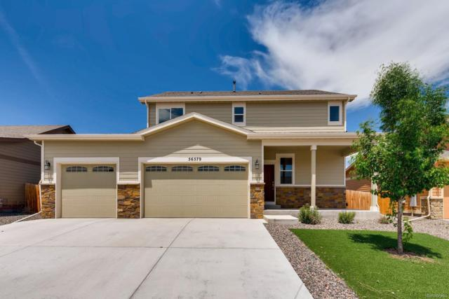 56579 E 23rd Place, Strasburg, CO 80136 (MLS #8034505) :: 8z Real Estate