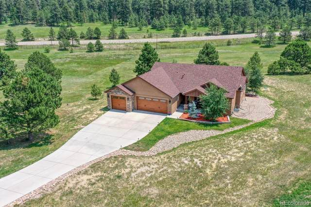 17469 Old Cherokee Trail, Colorado Springs, CO 80921 (#8034681) :: The Colorado Foothills Team | Berkshire Hathaway Elevated Living Real Estate