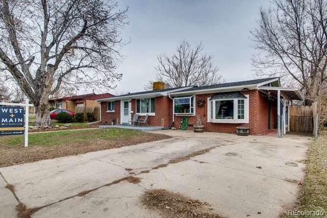 5120 Johnson Street, Arvada, CO 80002 (#8034754) :: The Peak Properties Group