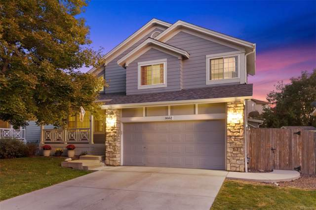 8662 W 95th Drive, Westminster, CO 80021 (#8034802) :: The Galo Garrido Group
