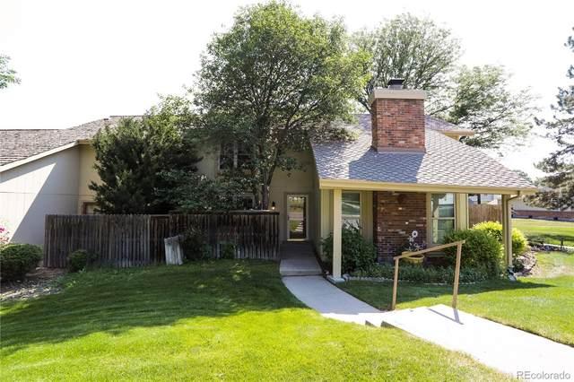 7083 S Knolls Way, Centennial, CO 80122 (#8035171) :: The Griffith Home Team