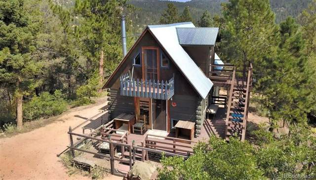 499 Overlook Dr, Cotopaxi, CO 81223 (#8035423) :: The FI Team