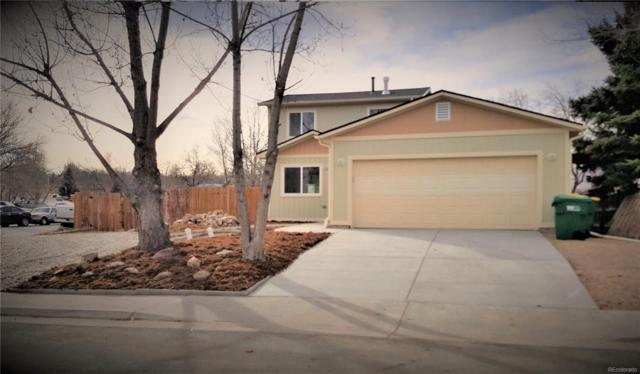 4745 S Taft Court, Morrison, CO 80465 (#8035568) :: The Griffith Home Team