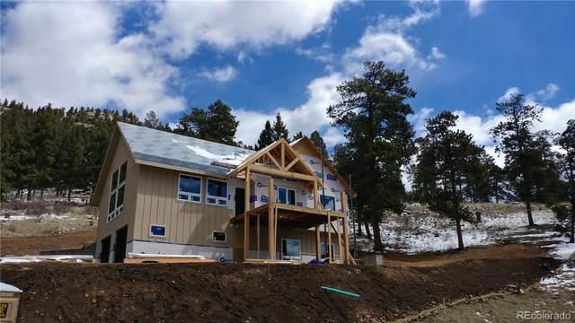 31675 Kiva Lane, Evergreen, CO 80439 (#8035569) :: West + Main Homes