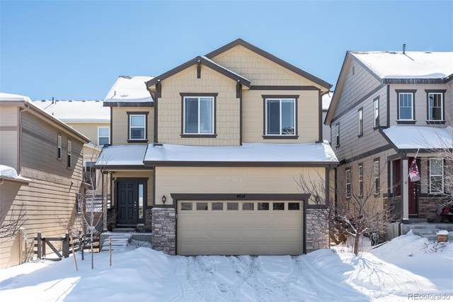 4814 S Picadilly Court, Aurora, CO 80015 (#8035599) :: The DeGrood Team
