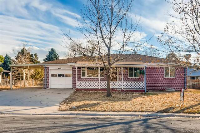 13146 E 6th Place, Aurora, CO 80011 (#8035851) :: Kimberly Austin Properties