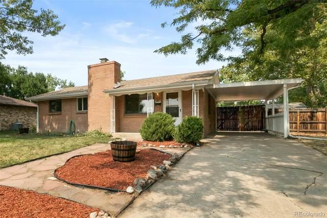 3531 W Patterson Place, Littleton, CO 80123 (MLS #8035921) :: 8z Real Estate