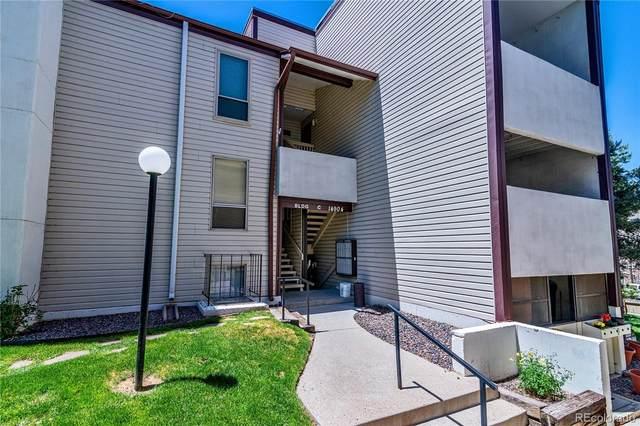 14904 E Hampden Circle #8, Aurora, CO 80014 (#8036012) :: Colorado Home Finder Realty