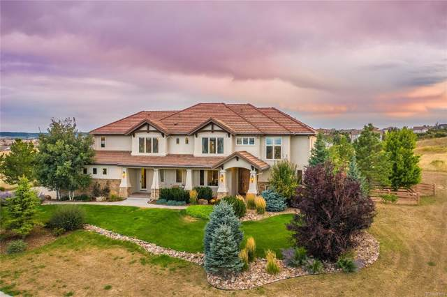 5235 Moonlight Way, Parker, CO 80134 (#8036244) :: The Galo Garrido Group