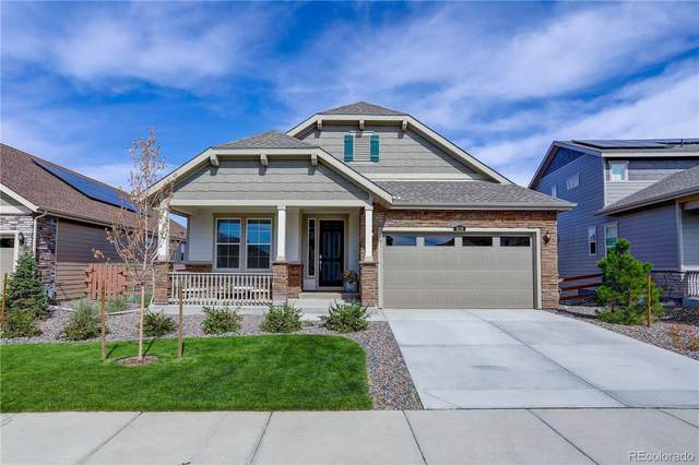 8138 S Jackson Gap Street, Aurora, CO 80016 (#8036302) :: The HomeSmiths Team - Keller Williams