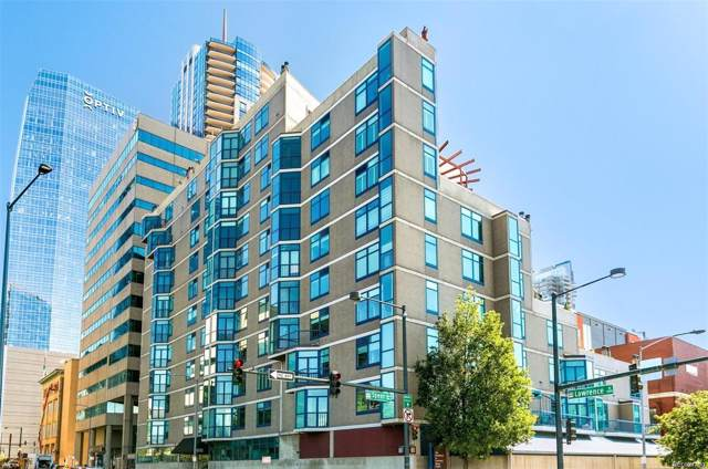 1350 Lawrence Street 3A, Denver, CO 80204 (#8036387) :: The Peak Properties Group