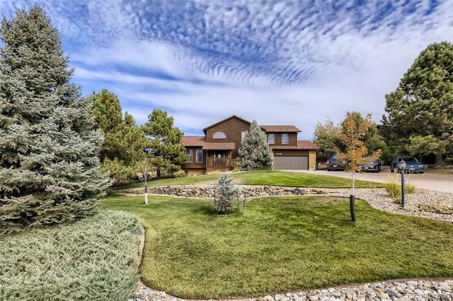 8139 Windwood Way, Parker, CO 80134 (#8036979) :: The Gilbert Group