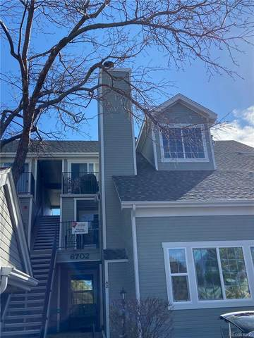 6702 S Ivy Way B2, Centennial, CO 80112 (#8037248) :: Re/Max Structure