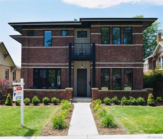 3168 W 40th Avenue, Denver, CO 80211 (MLS #8037672) :: 8z Real Estate